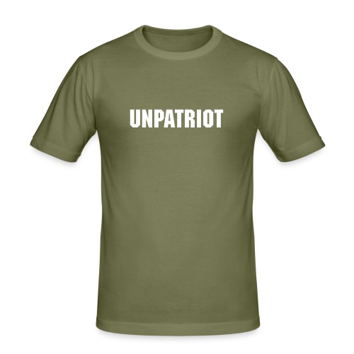 UNPATRIOT - Männer Slim Fit T-Shirt