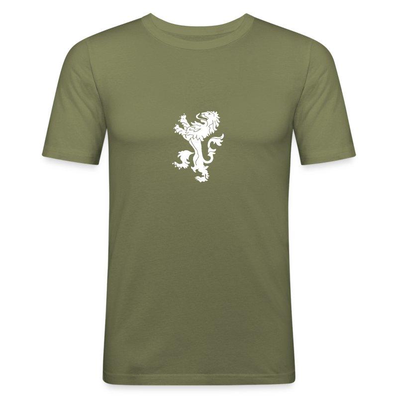 m7 shirt - Männer Slim Fit T-Shirt