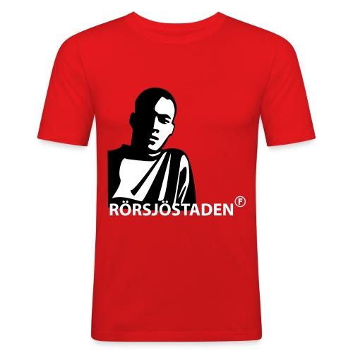 Fubbick Rörsjöstaden T-Shirt - Slim Fit T-shirt herr