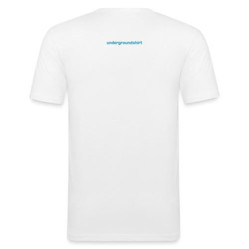 space travell GoA - Männer Slim Fit T-Shirt