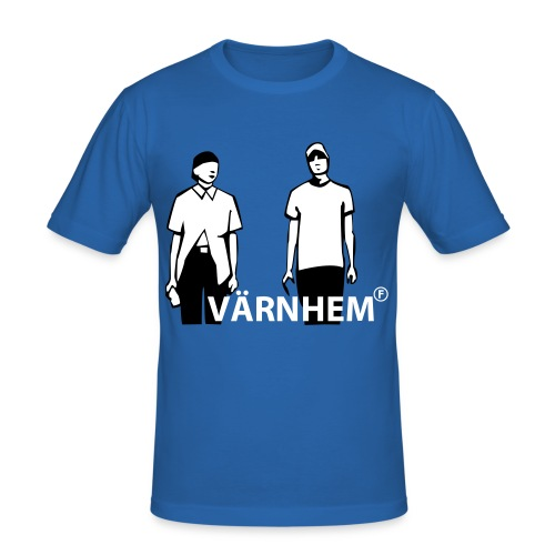 Fubbick Värnhem T-Shirt - Slim Fit T-shirt herr