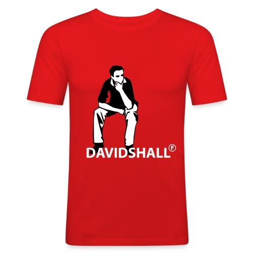 Fubbick Davidshall T-Shirt - Slim Fit T-shirt herr