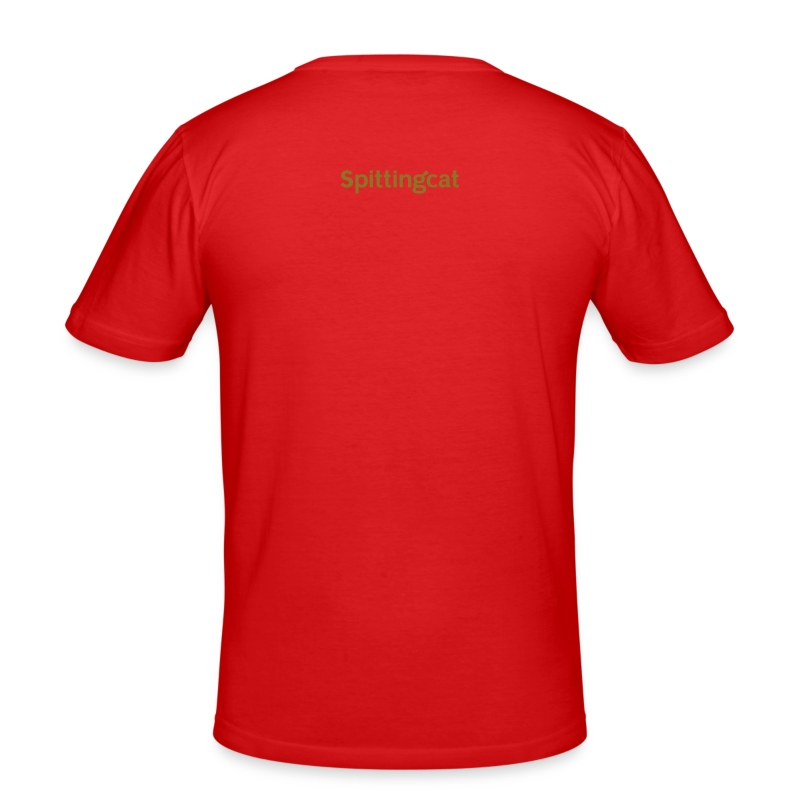 DAD : SOLID GOLD - Men's Slim Fit T-Shirt