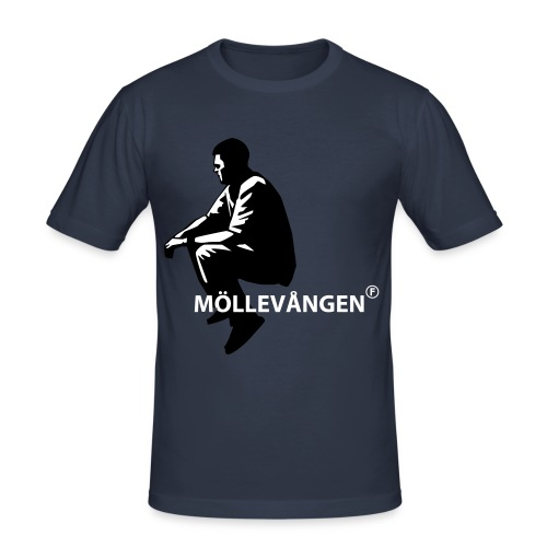 Fubbicks Möllevången T_Shirt - Slim Fit T-shirt herr