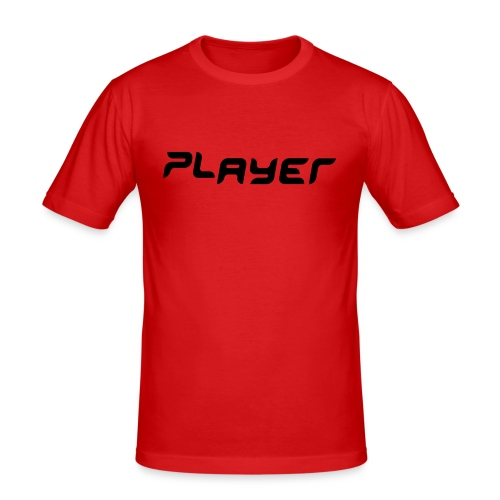 PLayer - slim fit T-shirt