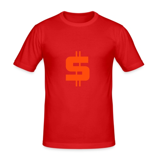 Give me the money - Men's Slim Fit T-Shirt
