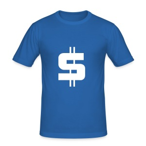 money - Men's Slim Fit T-Shirt