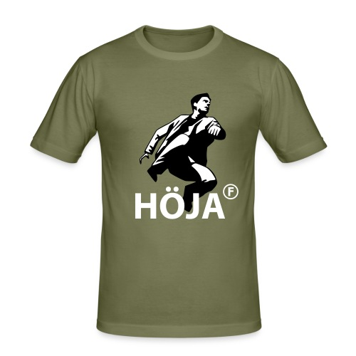 Fubbick Höja T-Shirt - Slim Fit T-shirt herr