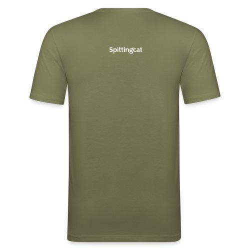 1984-2001 GLOW - Men's Slim Fit T-Shirt