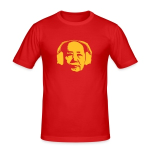 Mao rocks! - Men's Slim Fit T-Shirt