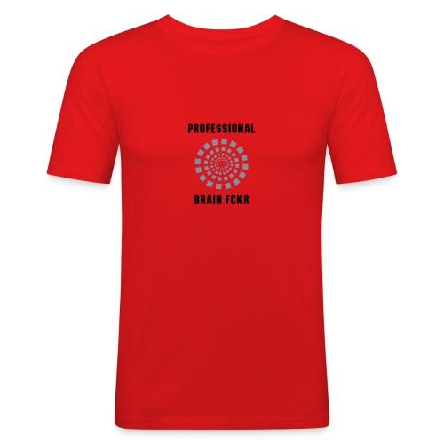 Brain fckr - slim fit T-shirt