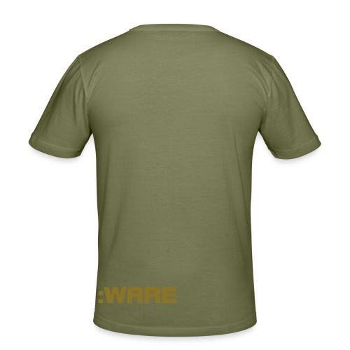 B:WARE - Men's Slim Fit T-Shirt