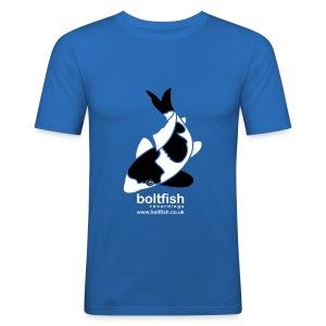 Boltfish BigFish Tee - Men's Slim Fit T-Shirt