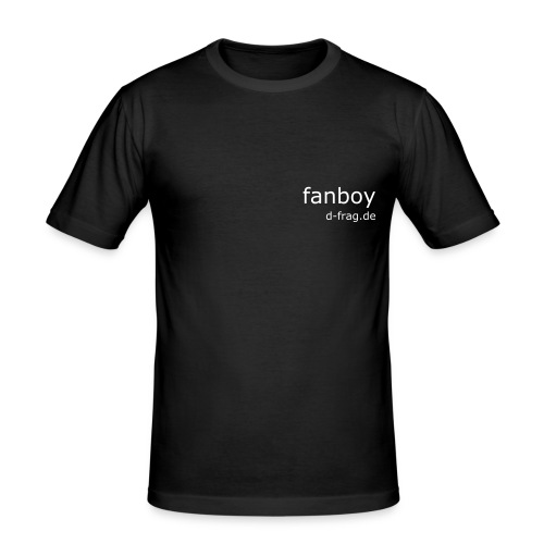 Fanboy Edition - Männer Slim Fit T-Shirt