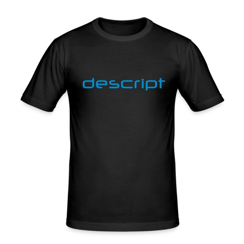 DESCRIPT type - Männer Slim Fit T-Shirt