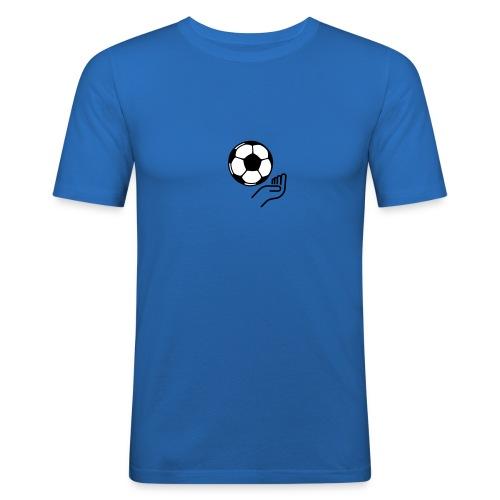 MANO DE DIOS 10 - Männer Slim Fit T-Shirt