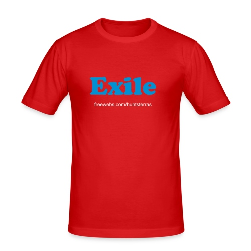 Terras Exile T-shirt - Men's Slim Fit T-Shirt