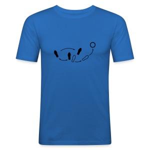 TANGO DE SALON 10 - Männer Slim Fit T-Shirt
