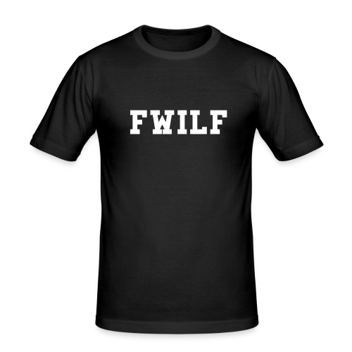 fwilf - Men's Slim Fit T-Shirt