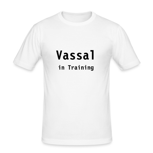 Vassal - Männer Slim Fit T-Shirt