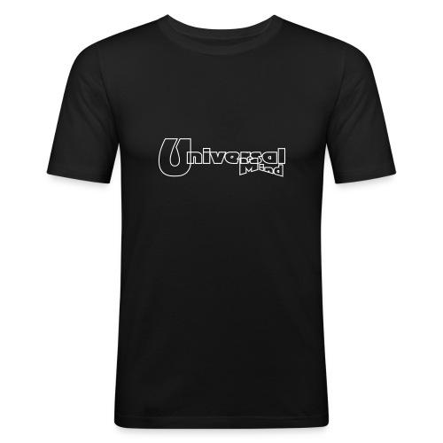 Sinnsucher light - Männer Slim Fit T-Shirt