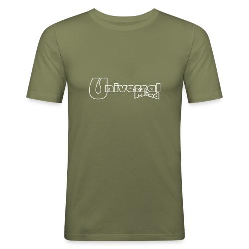 Tarnkappe - Männer Slim Fit T-Shirt