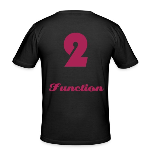 2 Gay 2 Function - slim fit T-shirt