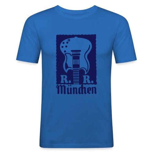 Rock & Roll MÜNCHEN - Männer Slim Fit T-Shirt