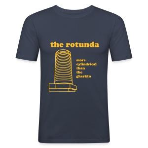 Rotunda - Men's Slim Fit T-Shirt