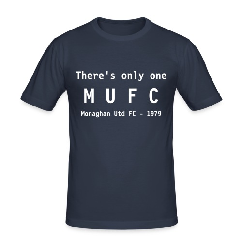 Only one MUFC - T-Shirt - Men's Slim Fit T-Shirt