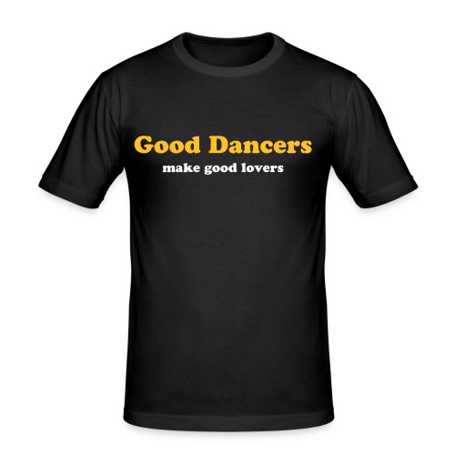 Good Dancers - Slim Fit T-skjorte for menn