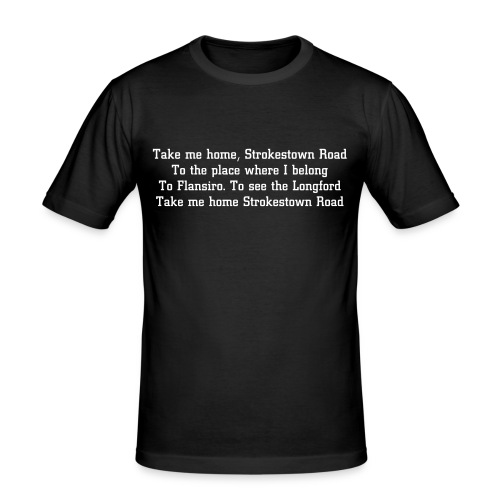 Take Me Home - T-Shirt - Men's Slim Fit T-Shirt