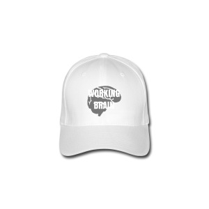 Working brain - Flexfit Baseball Cap