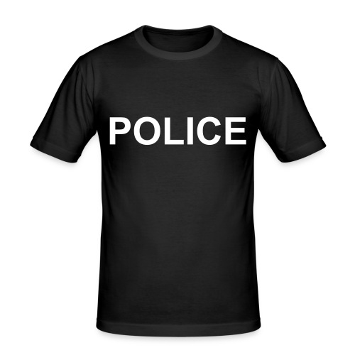 Miami police department - Men's Slim Fit T-Shirt