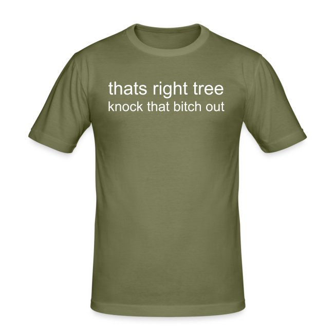 knock out tree