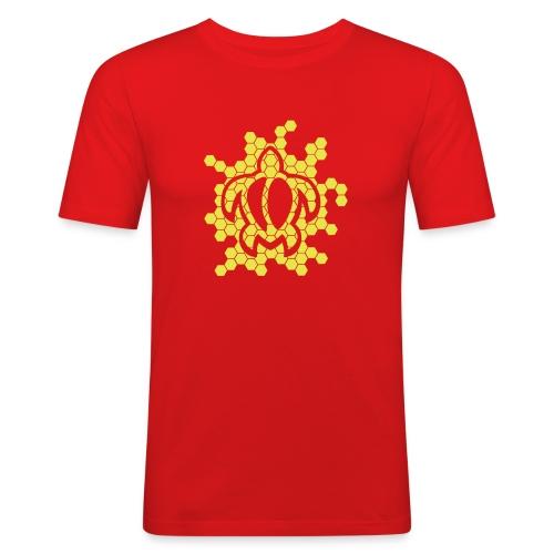 honu - Männer Slim Fit T-Shirt