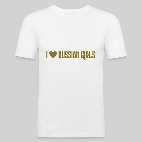 I love russian girls thirt