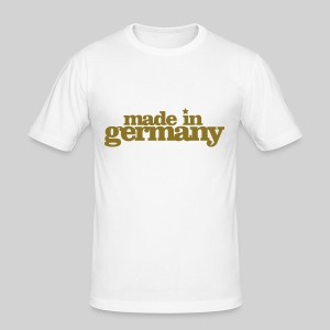 Made in Germany - Männer Slim Fit T-Shirt