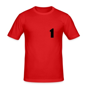 Personalised Shirt - slim fit T-shirt