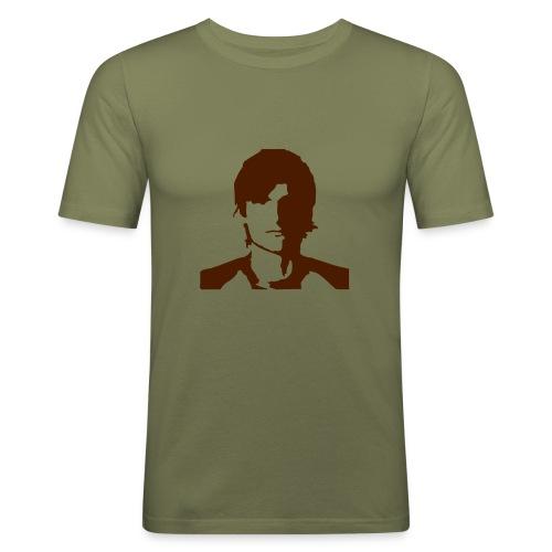 Petur Lekur - Slim Fit T-shirt herr