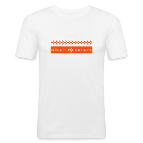 Geleit Schutz T-Shirt - Männer Slim Fit T-Shirt