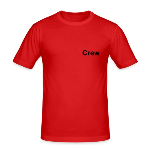 CREW shirt! - Slim Fit T-skjorte for menn