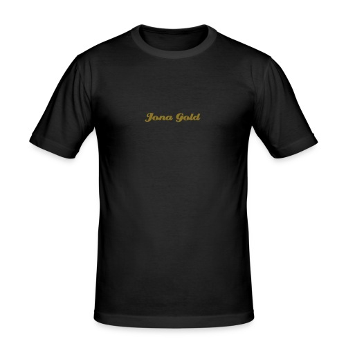Jona Gold - Männer Slim Fit T-Shirt