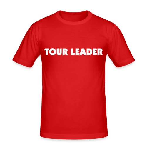 Tour Leader - Men's Slim Fit T-Shirt