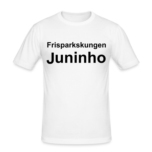 T-Shirt: Juninho - Slim Fit T-shirt herr