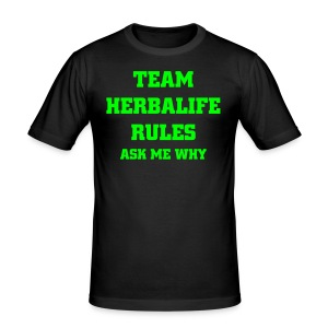 Team Herbalife - Men's Slim Fit T-Shirt