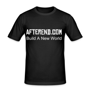 AfterEnd: Build a new world - Tee shirt près du corps Homme