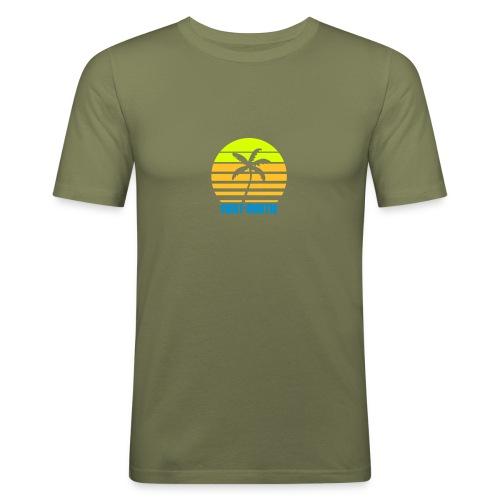 Saint-Martin - T-shirt près du corps Homme