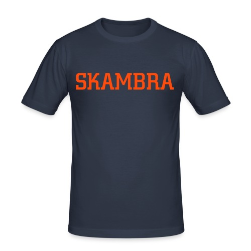 THOMAS - Slim Fit T-skjorte for menn