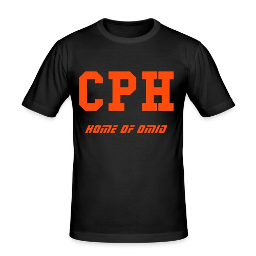 CPH Home of Omid - Slim Fit T-shirt herr